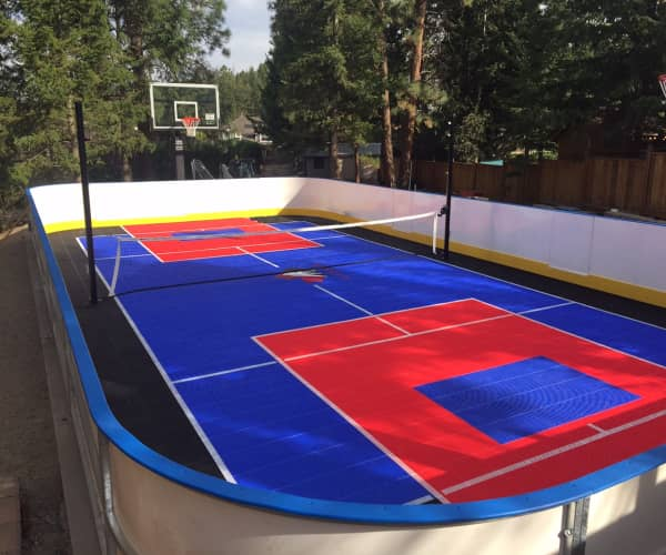 Multi Game Sport Court